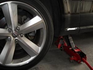 Installing Wheel Rims