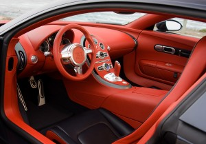 Customized Car Interior