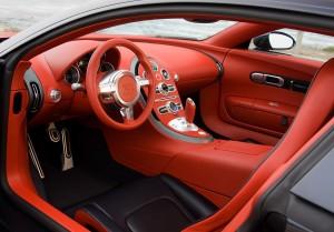 Customized Car Interior