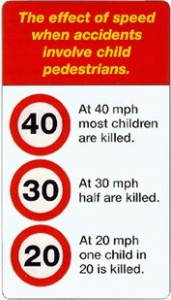 Driving Accidents Involving Children