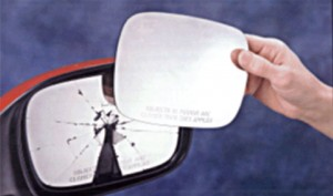 Replacing Side Mirror