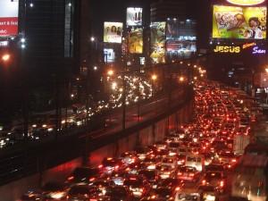 The Long, Sad, Slow Edsa Traffic