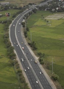 The North Luzon Expressway
