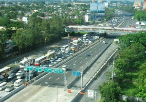 The South Luzon Expressway