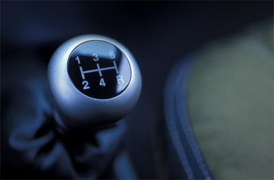 Should you park a manual transmission car in gear