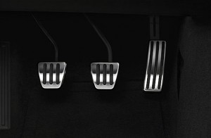 Stick Shift Pedals
