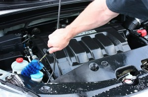 Cleaning your Car Engine