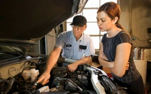 Getting you Car Fixed