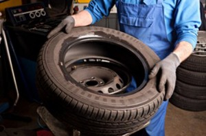 Rotating your Car's Tires