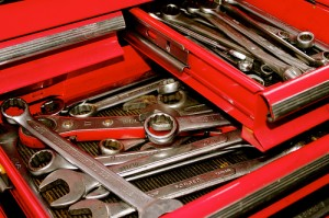 Toolbox for Car