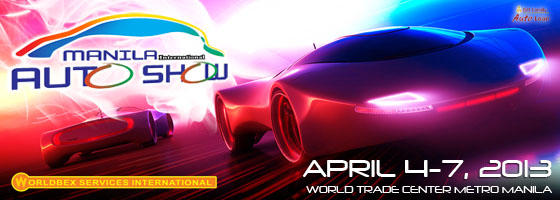 2013 Manila Auto Show