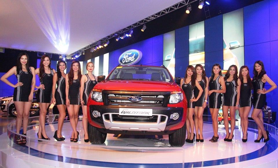 Manila Auto Show