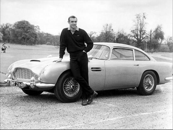 1964-65 Aston Martin DB5