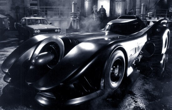Batmobile from Batman (1989)