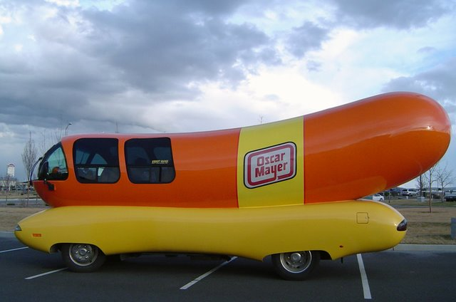 Hotdog Car