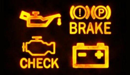 System Warning Lights