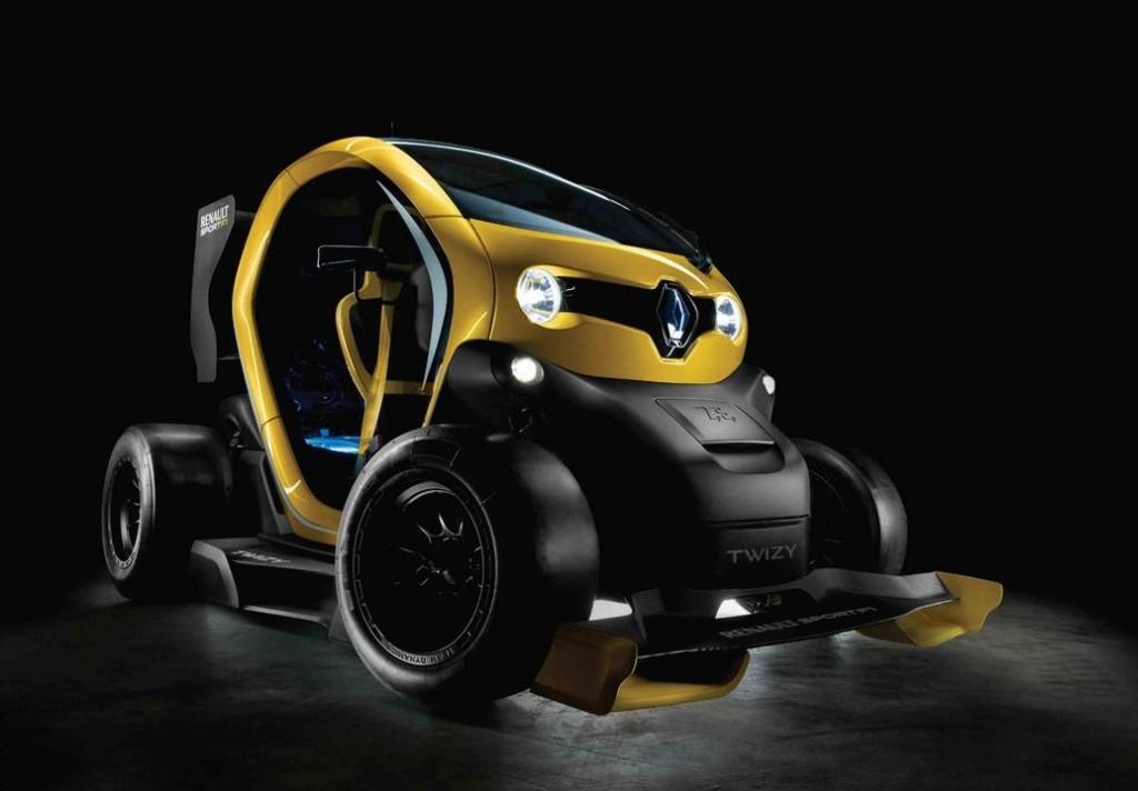 Twizzy Renault Sport F1