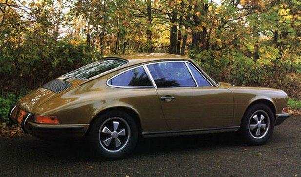 The Porsche 911 2.2