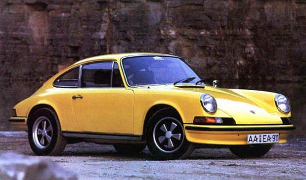 The Porsche 911 2.4