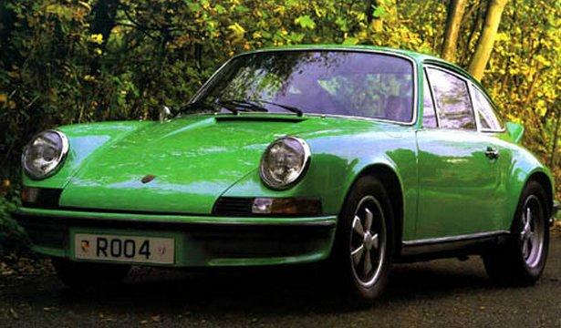The Porsche 911 2.7