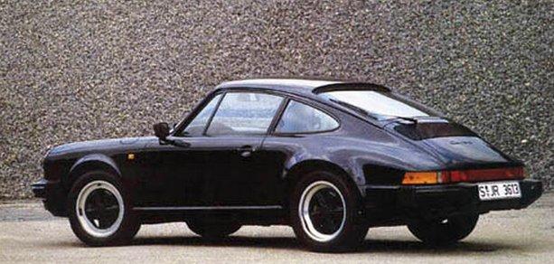 The Porsche 911 3.2