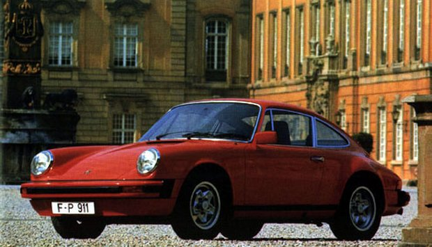 The Porsche 911 SC