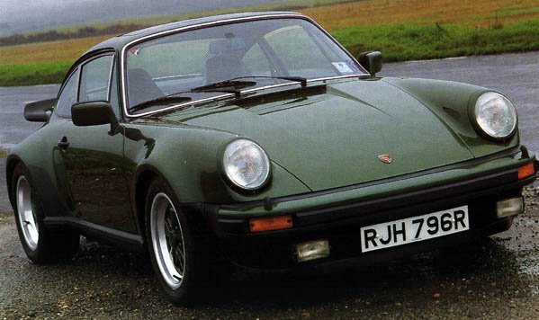 The Porsche 911 Turbo
