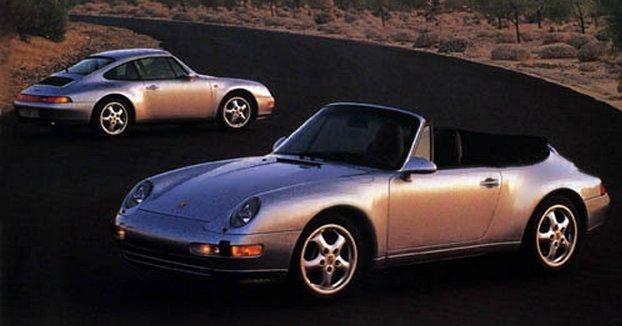 The Porsche 993