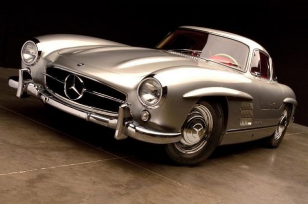 1995 Mercedes Benz 300 SL Coupe